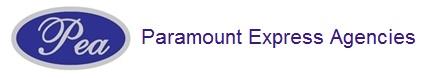 Logo Paramount Express Agencies